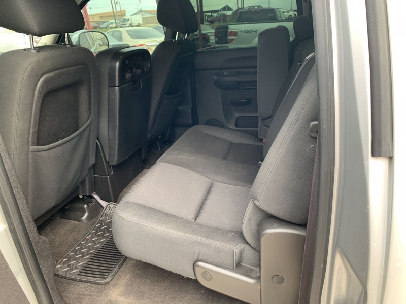 Chevrolet Silverado 1500 2012 price $14,500
