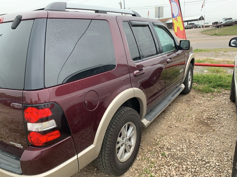 Ford Explorer 2007 price $7,450