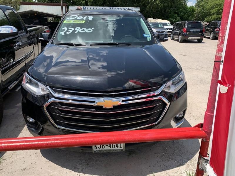 Chevrolet Traverse 2018 price $23,900