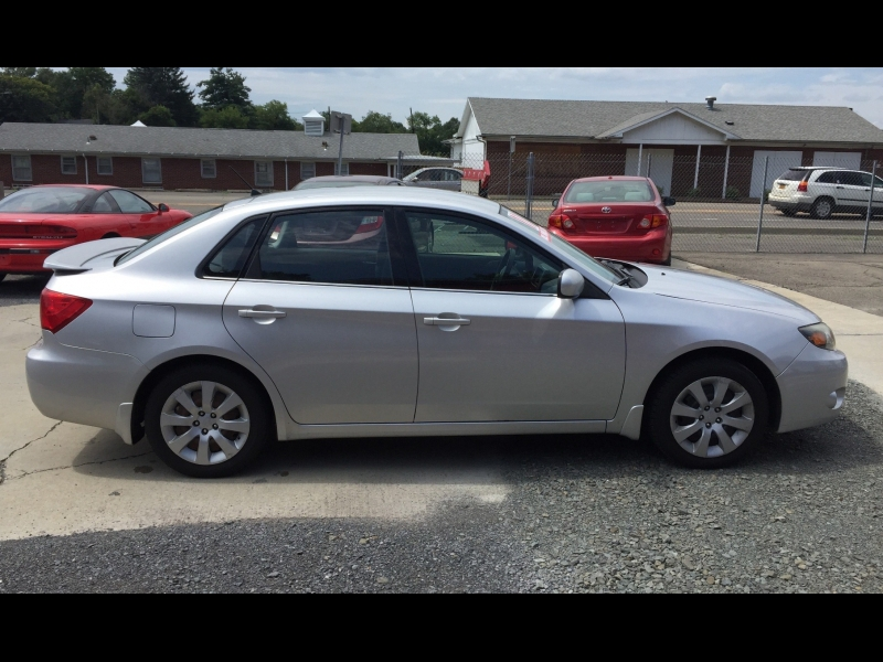 Subaru Impreza Sedan 2011 price $5,850