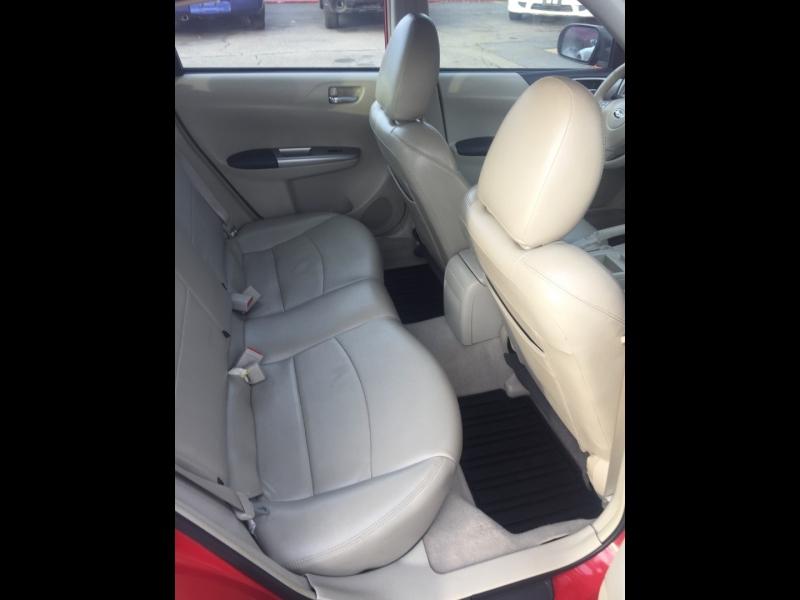 Subaru Impreza Wagon (Natl) 2008 price $6,875