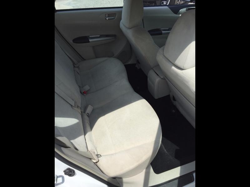 Subaru Impreza Sedan 2009 price $4,995