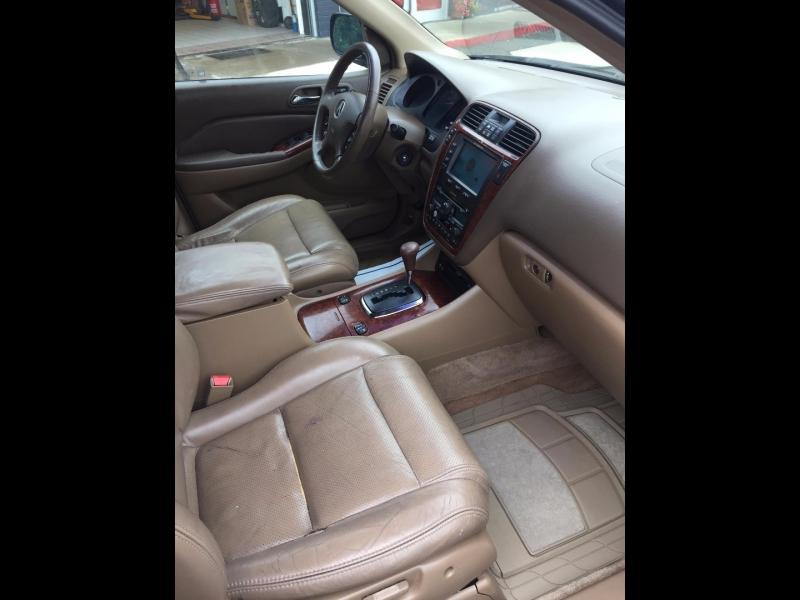 Acura MDX 2003 price $4,995