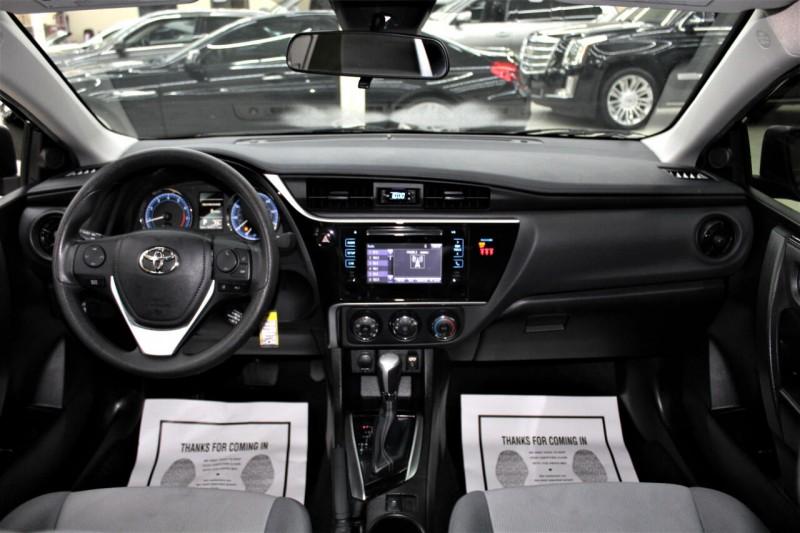 Toyota Corolla 2018 price $13,995