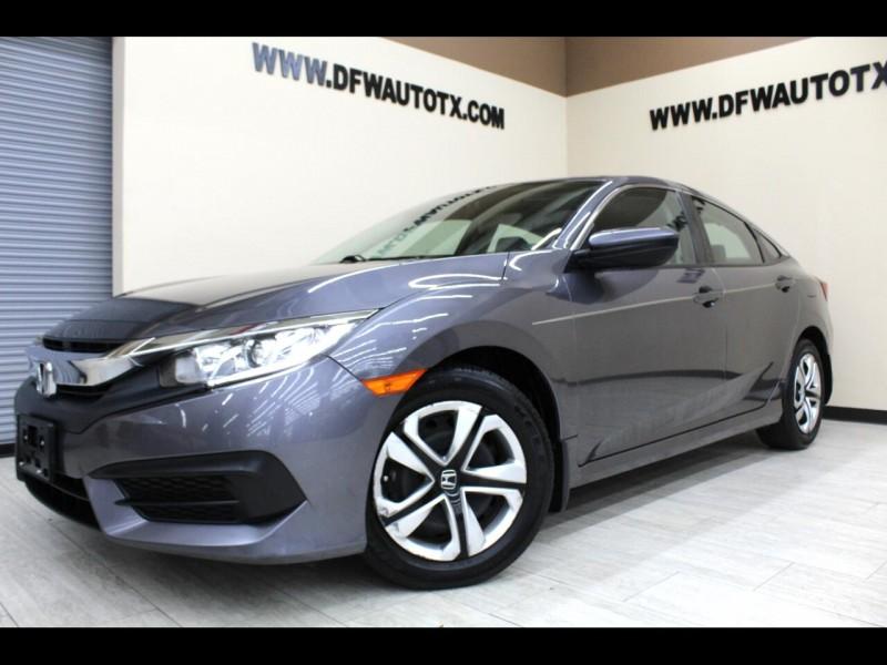 Honda Civic 2017 price $15,995