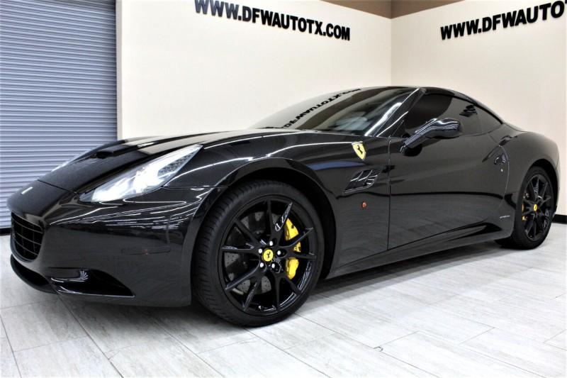 Ferrari California 2014 price $99,000