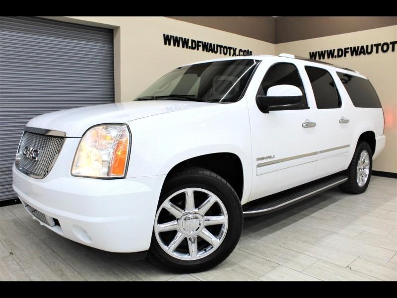 GMC Yukon Denali 2013 price $15,995