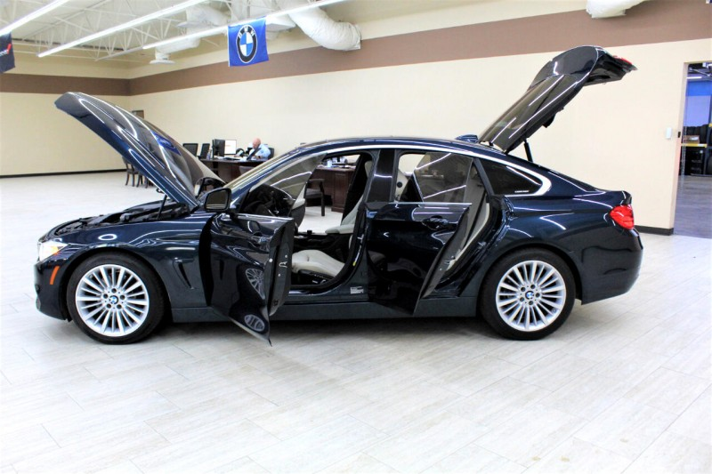 BMW 4-Series Gran Coupe 2016 price $17,995