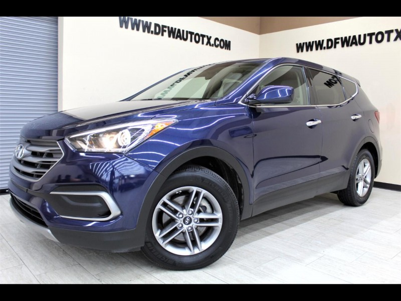 Hyundai Santa Fe 2018 price $16,995