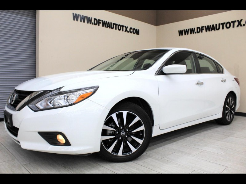 Nissan Altima 2018 price $14,995