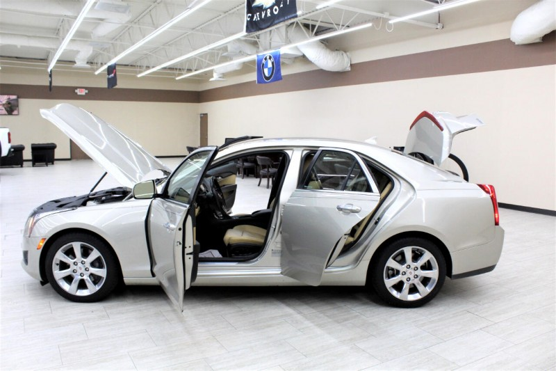 Cadillac ATS 2014 price $11,995