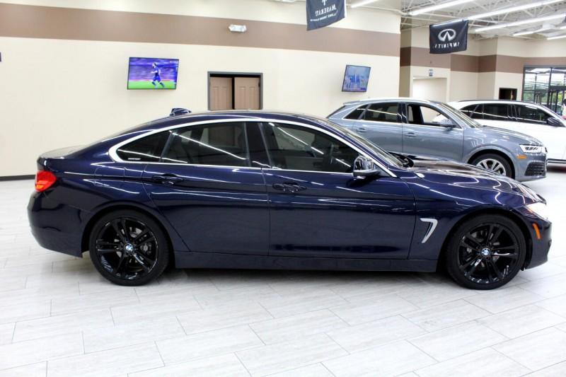 BMW 4-Series Gran Coupe 2015 price $16,995