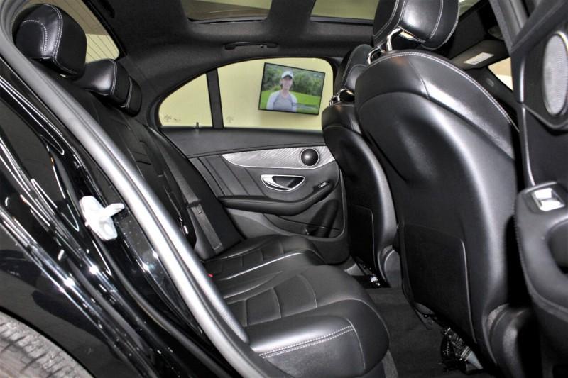 Mercedes-Benz C-Class 2016 price $17,995