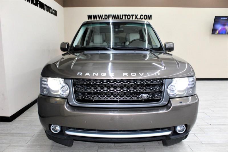 Land Rover Range Rover 2011 price $16,995