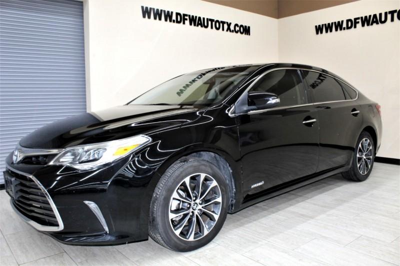 Toyota Avalon Hybrid 2016 price $15,995