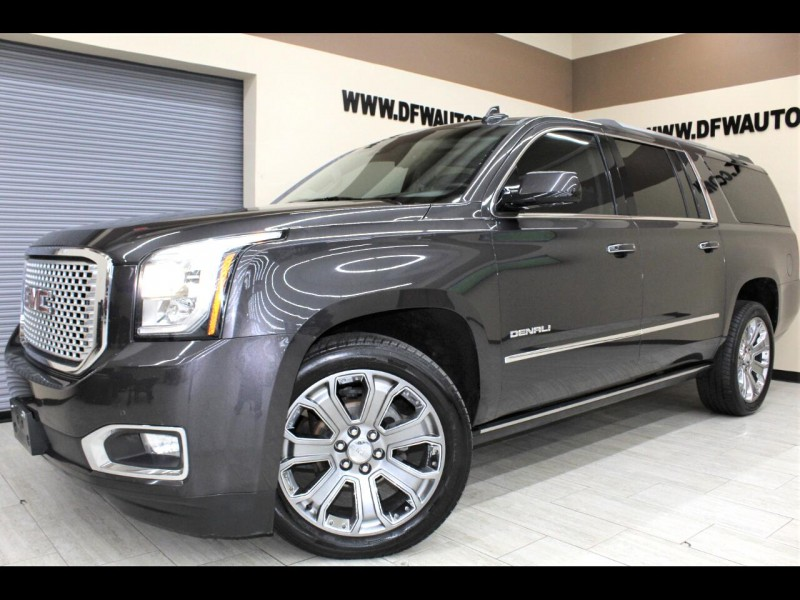 GMC Yukon XL 2016 price $31,995