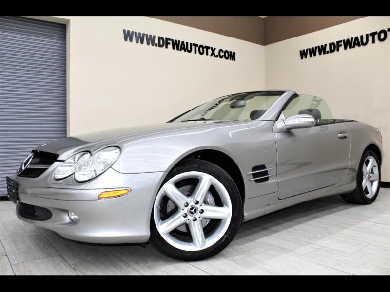 Mercedes-Benz SL-Class 2006 price $17,995