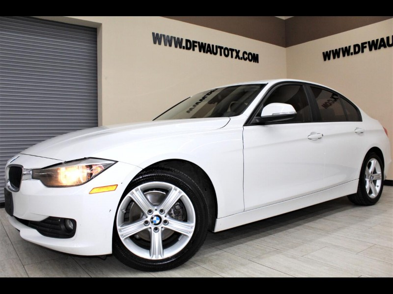 BMW 3-Series 2014 price $11,995