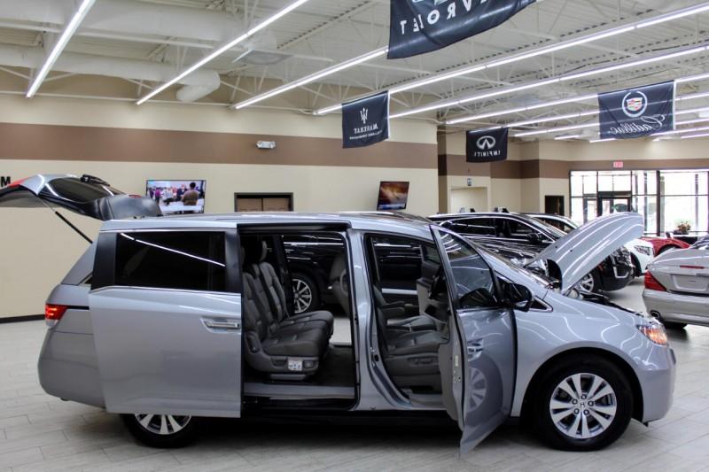 Honda Odyssey 2016 price $14,995