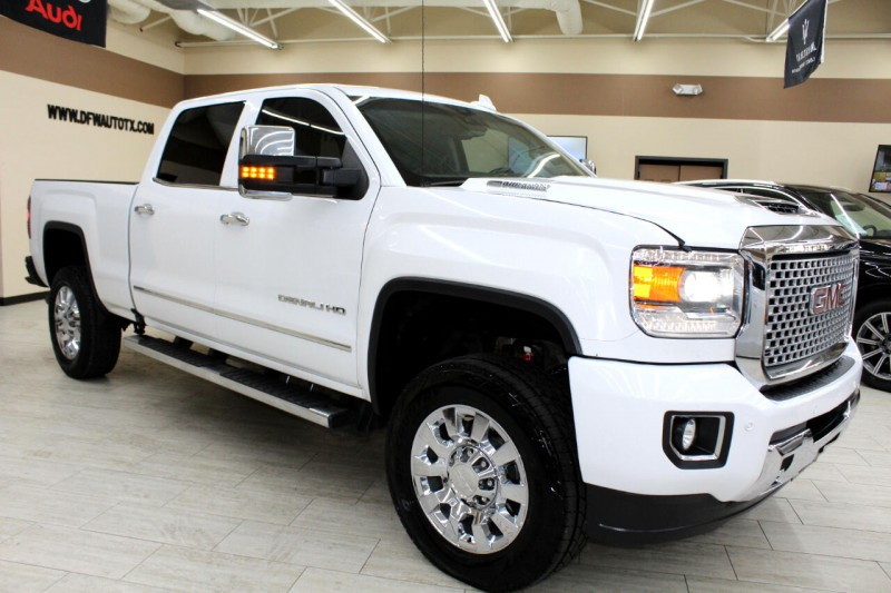 GMC Sierra 2500HD 2017 price $41,995