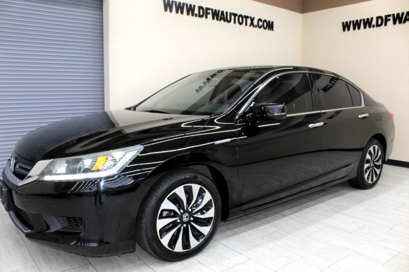 Honda Accord Hybrid 2015 price $10,995