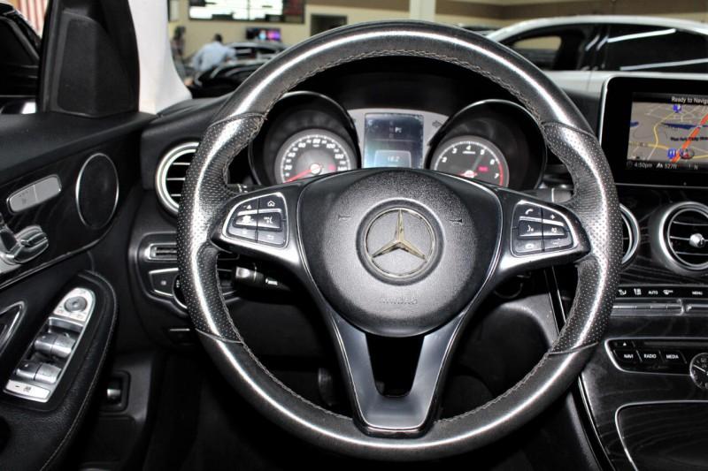 Mercedes-Benz C-Class 2017 price $20,995