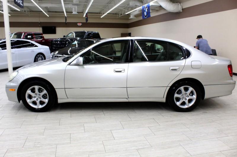 Lexus GS 2001 price $4,995