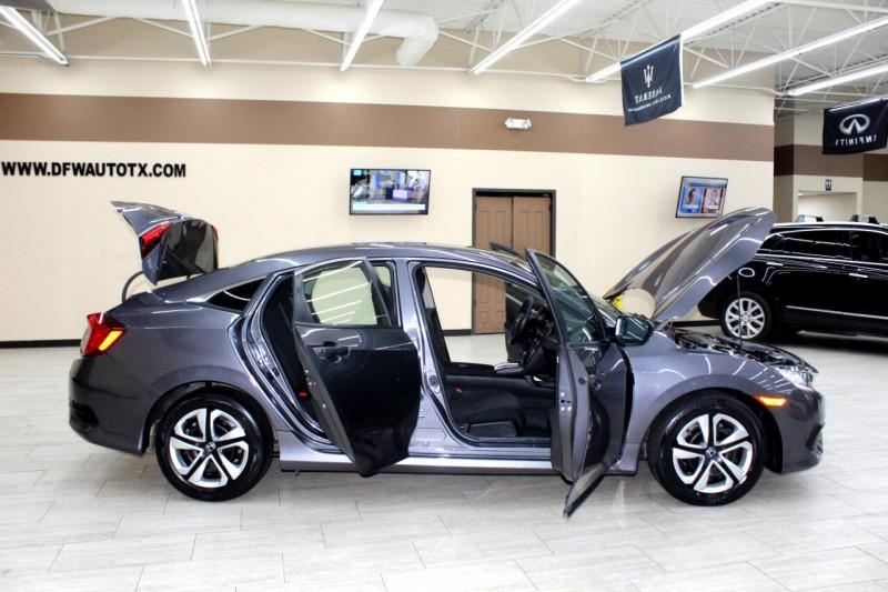 Honda Civic 2018 price $12,995