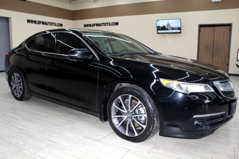 Acura TLX 2015 price $13,995