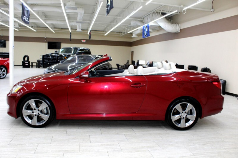 Lexus IS C 2010 price $13,995