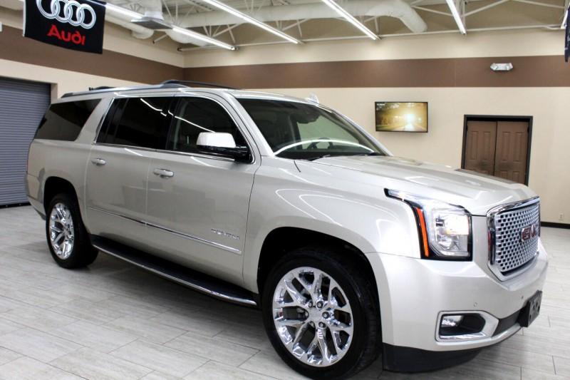 GMC Yukon XL 2017 price $36,995