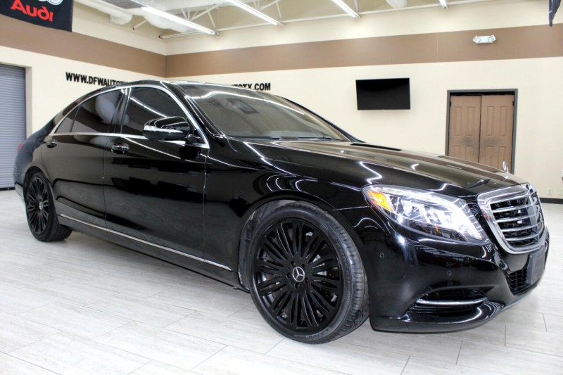 Mercedes-Benz S-Class 2016 price $36,995