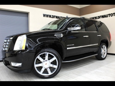 Used Cadillac Escalade Fort Worth Tx