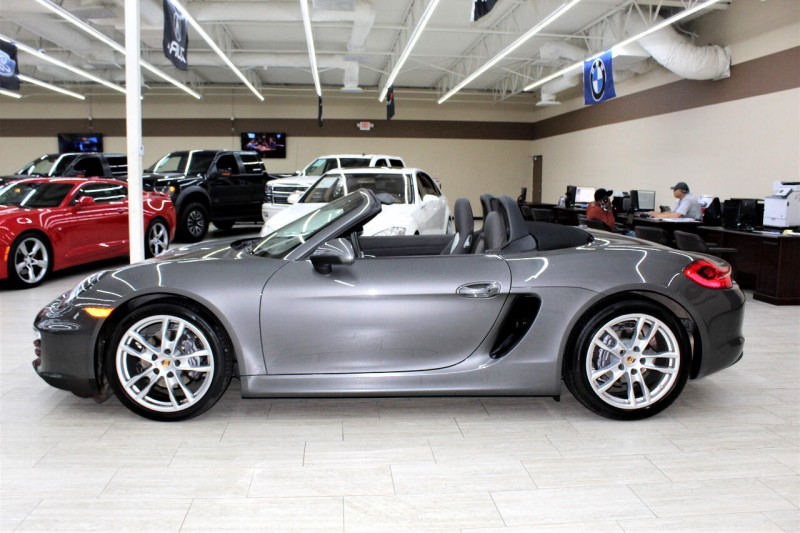 Porsche Boxster 2014 price $44,995