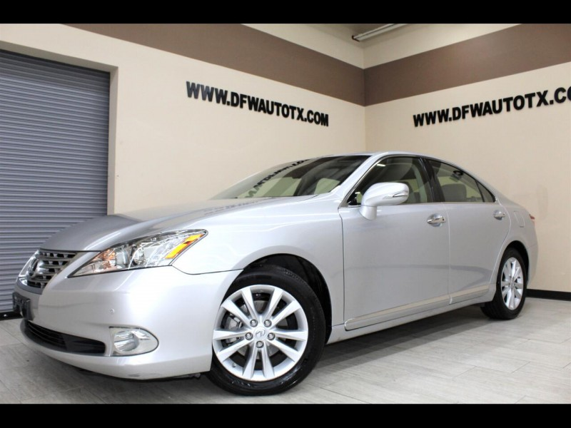 Lexus ES 350 2012 price $13,995