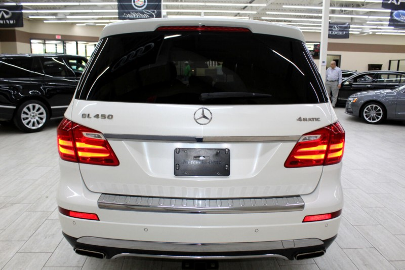 Mercedes-Benz GL-Class 2016 price $23,995