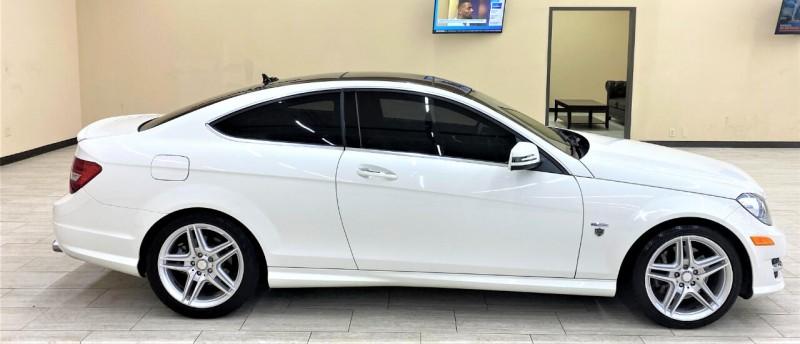 Mercedes-Benz C-Class 2012 price $15,988