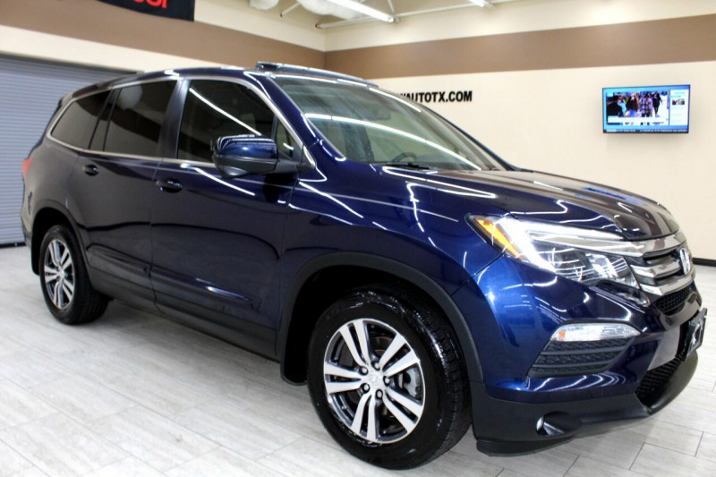 Honda Pilot 2017 price $22,995