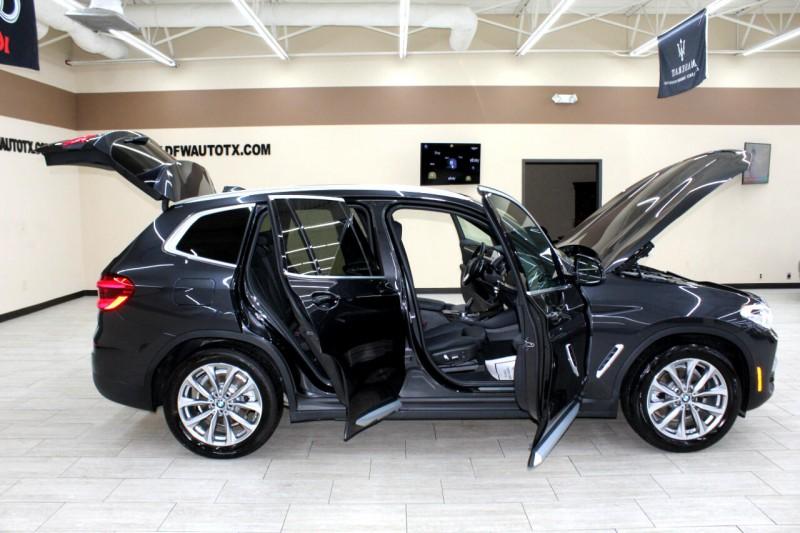BMW X3 2018 price $31,995