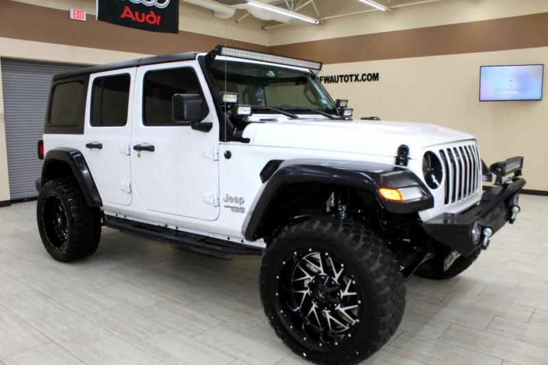 Jeep Wrangler 2018 price $32,995