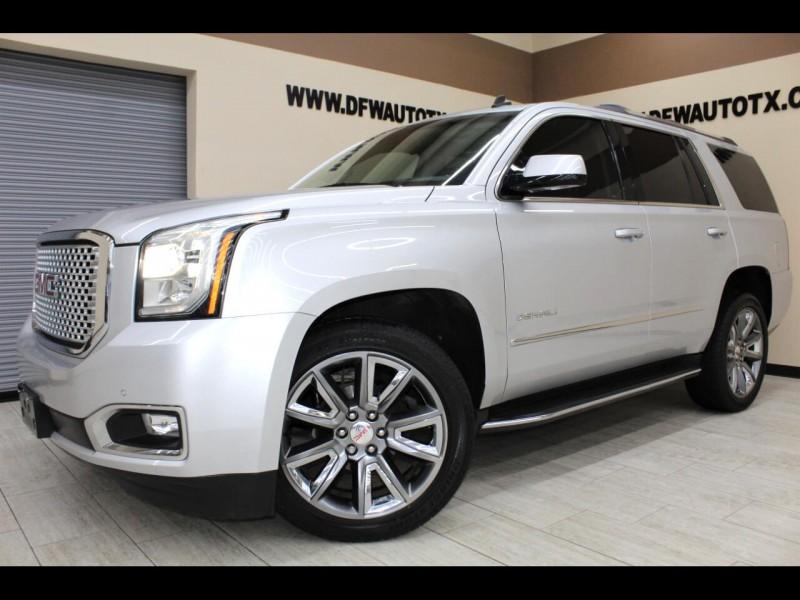 GMC Yukon Denali 2015 price $33,995