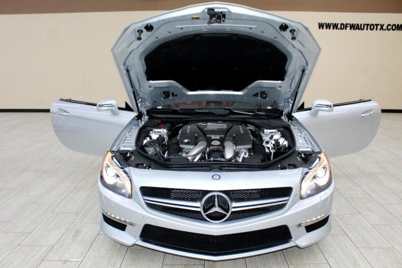 Mercedes-Benz SL-Class 2013 price $64,995