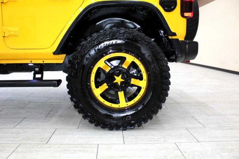 Jeep Wrangler 2018 price $51,995