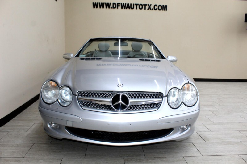 Mercedes-Benz SL-Class 2004 price $16,995