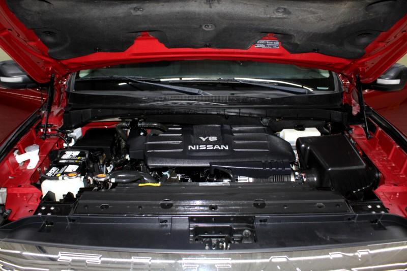 Nissan Titan 2017 price $24,995