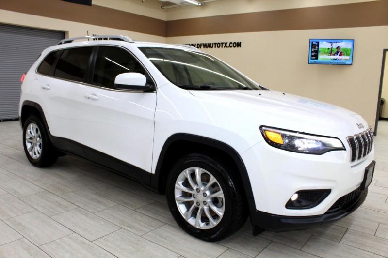 Jeep Cherokee 2019 price $17,995