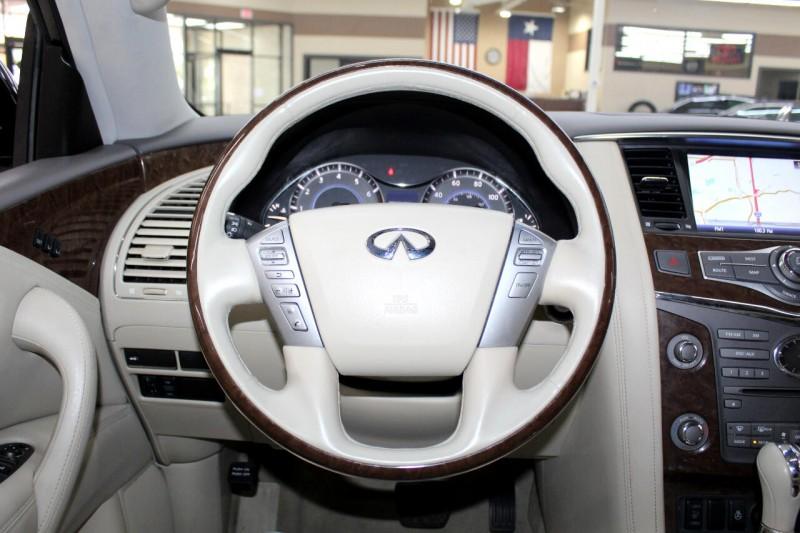 Infiniti QX80 2016 price $31,995