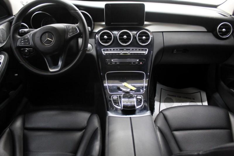 Mercedes-Benz C-Class 2015 price $20,995