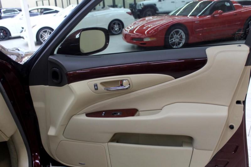 Lexus LS 460 2008 price $13,995