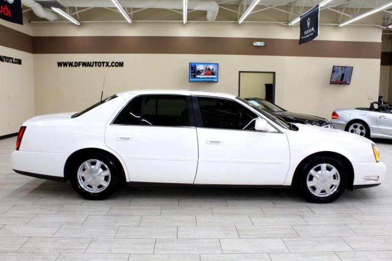 Cadillac DeVille 2004 price $9,995